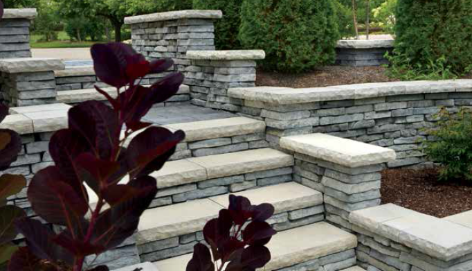 Rivercrest wall stone retaining wall garden wall landscape wall ma workwithnaturefo