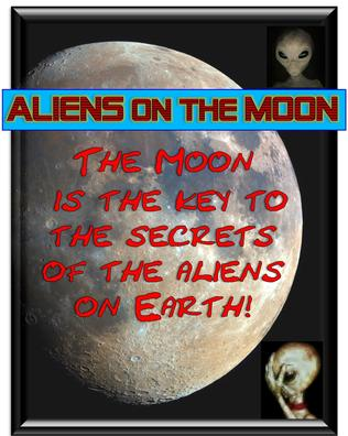 Aliens on the Moon book