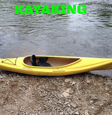 Kayak rentals on the cannon river in cannon falls mn