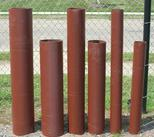 Steel Pipe Bollards provide protection