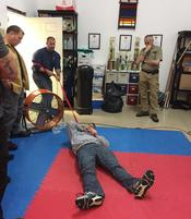 law enforcement first responder course