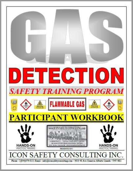 Gas Detection Training - ICON SAFETY CONSULTING INC.