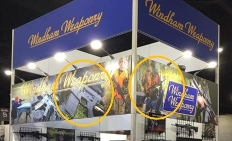 Windham Weaponry Booth 2017 NRA Show