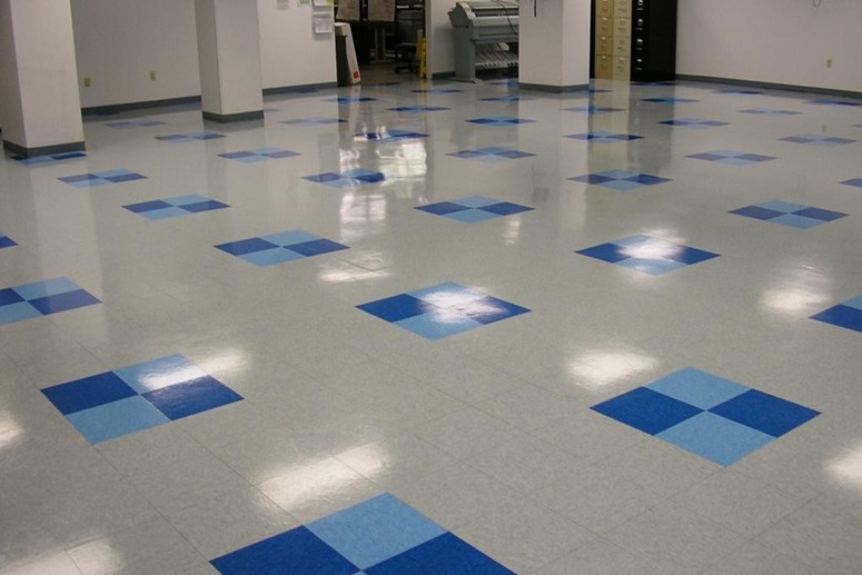 vct vinyl floors stripping waxing and sealing services in los