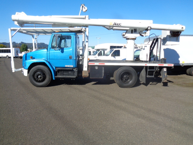 ManLift Trucks