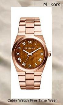 Product specifications Watch Information Brand, Seller, or Collection Name Michael Kors Model number MK5895 Part Number MK5895 Item Shape Round Dial window material type Hardened Mineral Display Type Analog Metal stamp no-metal-stamp Case material Stainless Steel Case diameter 38 Case Thickness 10 millimeters Band Material Stainless Steel Band width 22 millimeters Band Color Rose Gold Dial color Brown Bezel material Fixed Rose Gold-tone Bezel function Fixed Special features Rose Gold, Michael Kors Item weight 11.04 Ounces Movement Japanese Quartz Water resistant depth 100 Meters,michael kors watch
