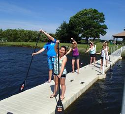 Paddle board lessons in FL