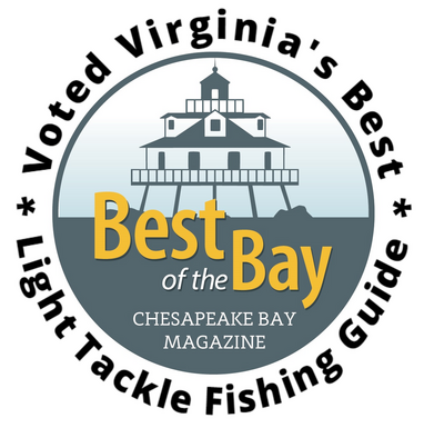 Capt. Chris Newsome - Virginia Fly Fishing Guide