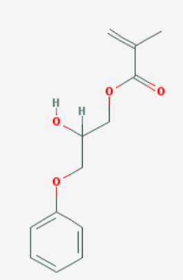 -PHENOXY-2-HYDROXYPROPYL METHACRYLATE (PHPM)