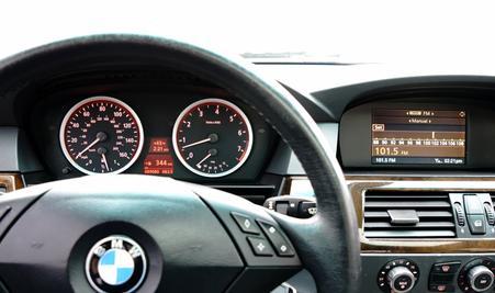 2006 BMW 525i M