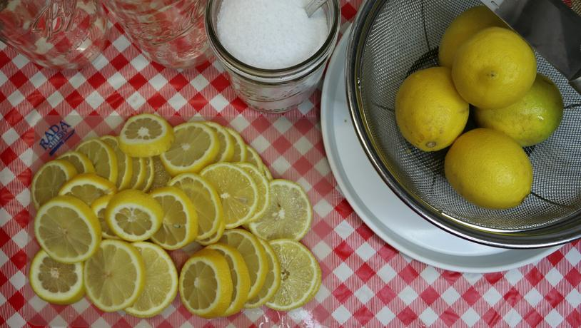 How to Make Preserved Lemons Recipe, Noreen's Kitchen