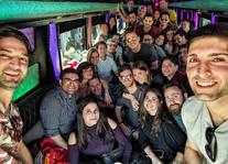 Birthday NY Party Bus ideas