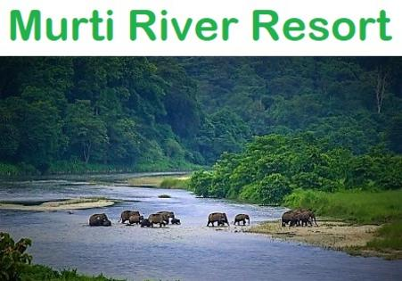 Dooars Tour Packages Murti River Resort