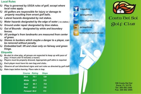best dating costa del sol golf course doral