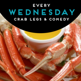 cRAB LEGS ATLANTA COMEDY STAND UP RESTAURANT UPTOWN COMEDY