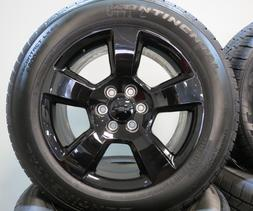 2018 gmc chevy sierra wheels tires