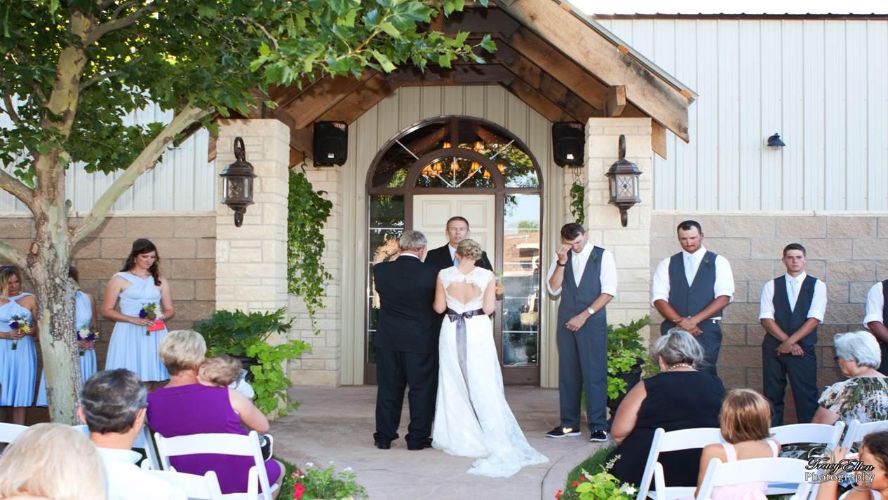 Amarillo Wedding Venues | Garden Of Dreams In Amarillo Tx