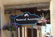 The Natural Accents Gallery of Taos, exhibiting the works of Janice B. Trimpe, Sculptor