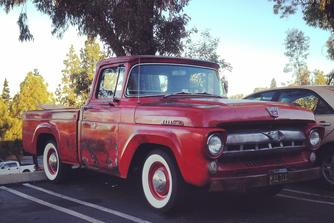 1957 Ford F-100 Lint Auto Project