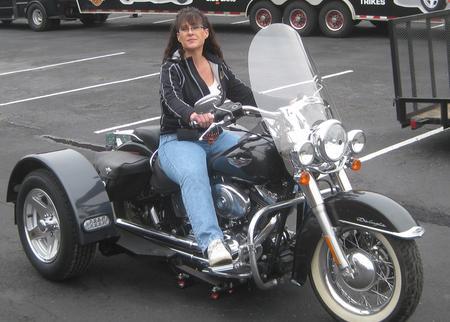 Motorcycle Trike Conversion Kit