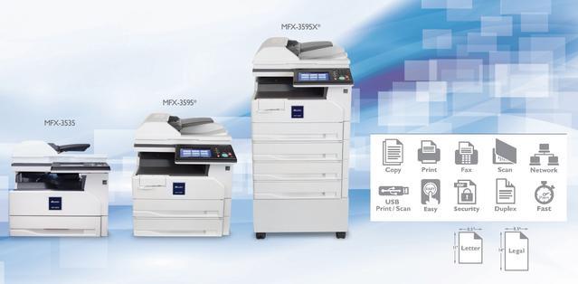Copier Tujunga - Digitronix One
