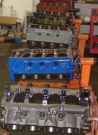 Stroker Engine - Performance Engines