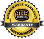 ATRA Golden Rule Warranty logo