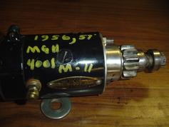 Vintage Used starter for a 15 and 30 hp 1956 & 1957 Evinrude outboard motors #MDH4001M 10K