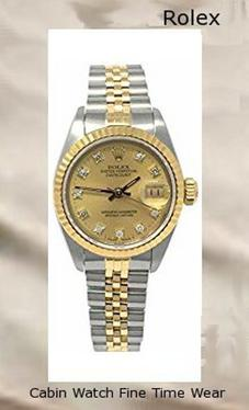 Rolex Datejust swiss-automatic womens Watch 69173 (Certified Pre-owned