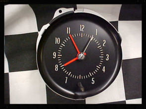 72 Chevy Chevelle Clock