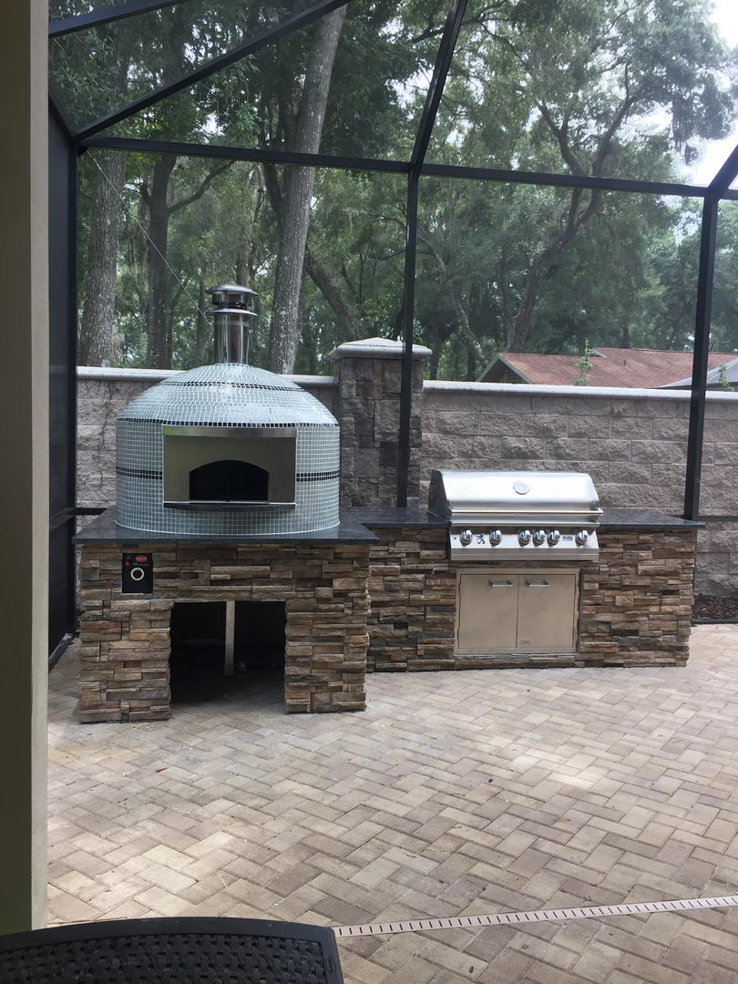 forno nardona wood fired pizza oven pizza oven outdoor kitchen