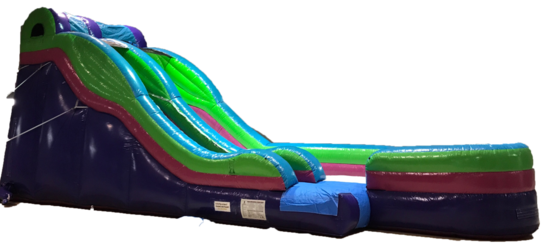 slide inflatable rental