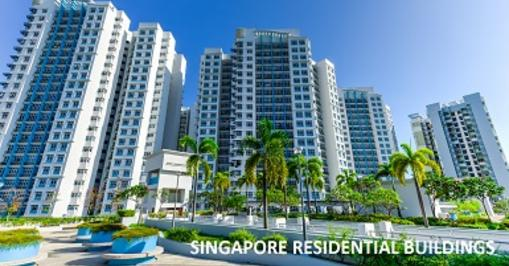Singapore Residential Buildings - Jimmy Lea
