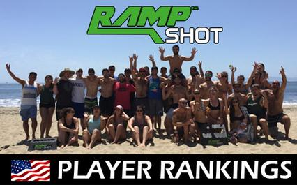 RampShot USA Player Rankings