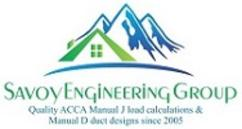 Nationwide ACCA Manual J S and D residential HVAC design service