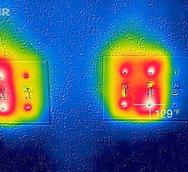 Residential Infrared Inspection, Electrical Inspection by Look Thermography Corp
