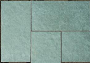 Natural Stone in Hearthstone Limestone by Unilock