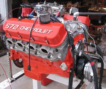 Stroker Engine - Engine Builder, Performance Chevy Gm Engines