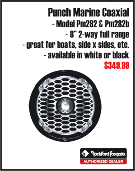 Pontoon Boat Speakers Ohio Autosport Plus