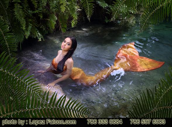 Quinces Underwater Mermaids Photography Miami Quinceanera sirena