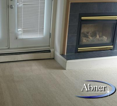 A photo of cut pile plush home carpet cleaning in Halifax