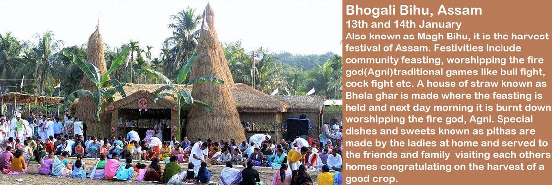 Festival in Northeast India, Magh Bihu