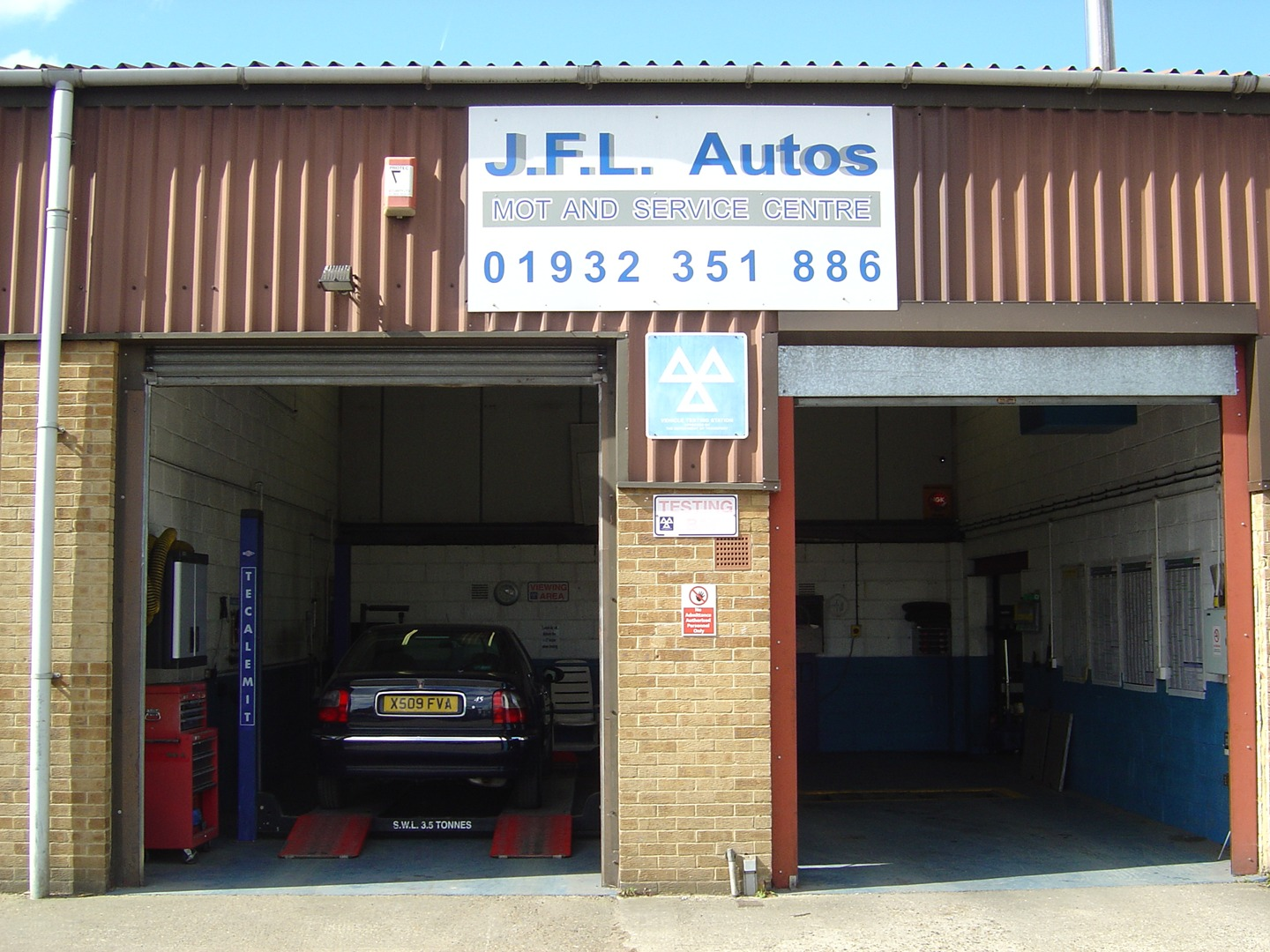 JFL MOT and Service Centre