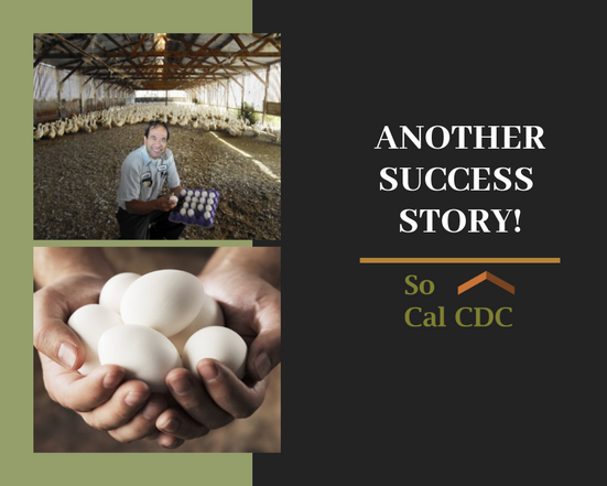 AA Laboratory Eggs Success Story!