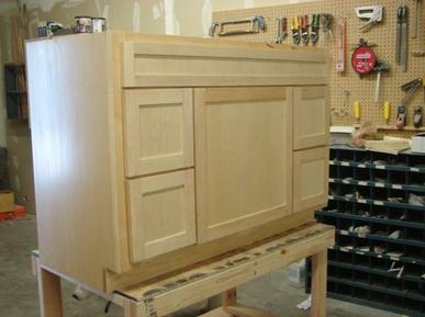 Colorado Springs Custom Bathroom Vanities
