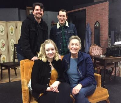 Theatre Guild of Hampden presents The Glass Menagerie