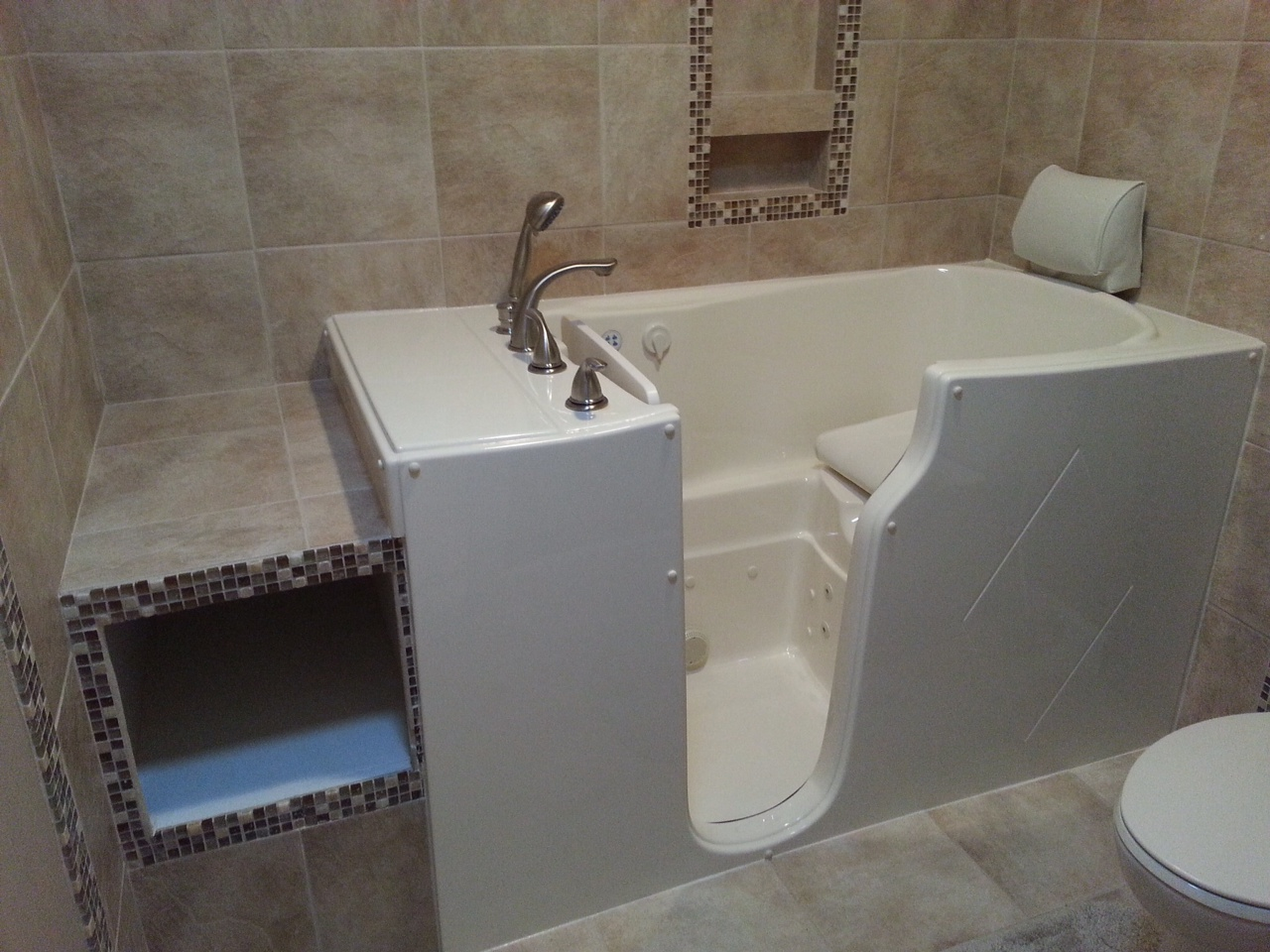 BOCA Walk-In-Tubs, Lowest prices on Walk-In Tubs, Learn about Walkin ...
