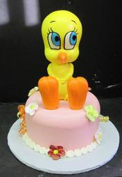 Tweetie Bird Hansen's Cakes Los Angeles Bakery