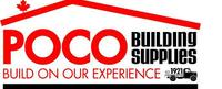 POCO Building Supplies Logo | Robinson Roofing & Sheet Metal Langley
