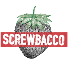 Screwbacco eliquid available at The Ecig Flavourium Toronto vape shop